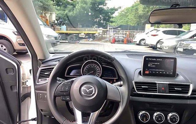 Bán xe cũ Mazda 3 1.5 AT năm 2016, màu trắng1