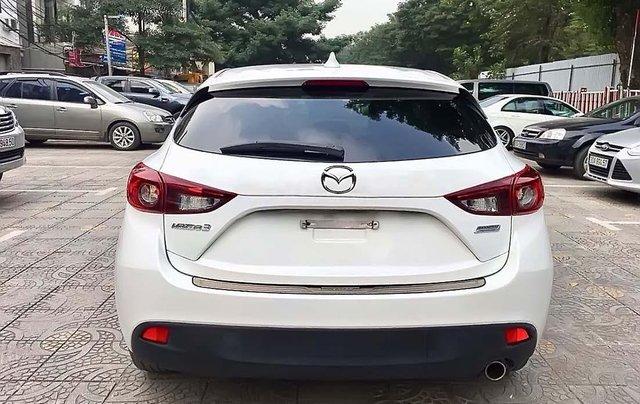 Bán xe cũ Mazda 3 1.5 AT năm 2016, màu trắng2