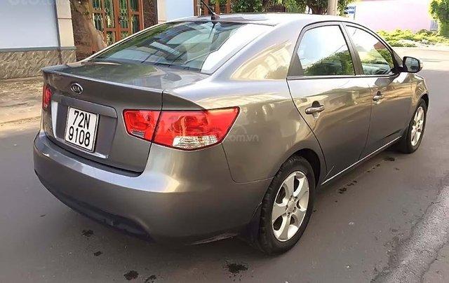 Bán Kia Cerato năm sản xuất 2009, màu xám, nhập khẩu Hàn Quốc4