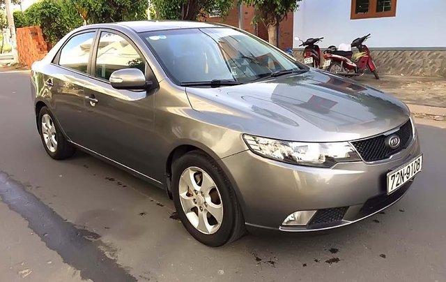 Bán Kia Cerato năm sản xuất 2009, màu xám, nhập khẩu Hàn Quốc0