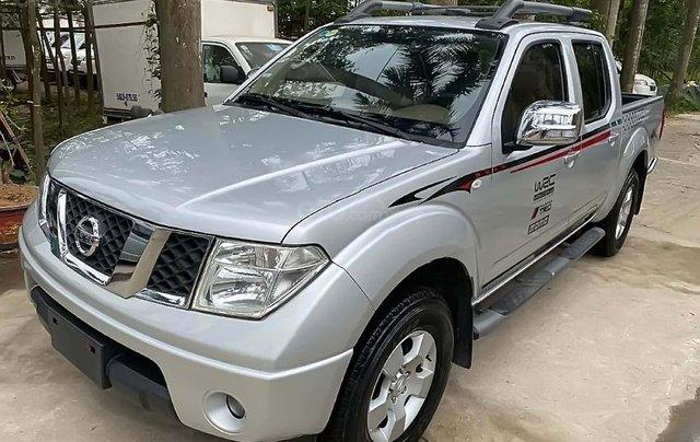 Bán Nissan Navara 2013, màu bạc, xe nhập, số tự động0