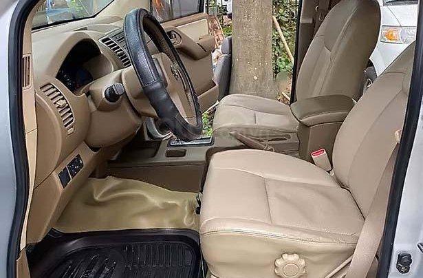 Bán Nissan Navara 2013, màu bạc, xe nhập, số tự động3