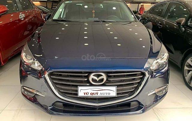 Bán xe cũ Mazda 3 1.5 AT 2018, màu xanh lam4