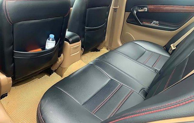 Cần bán xe cũ Daewoo Magnus 2.0 MT sản xuất 2004, màu đen, giá cạnh tranh2