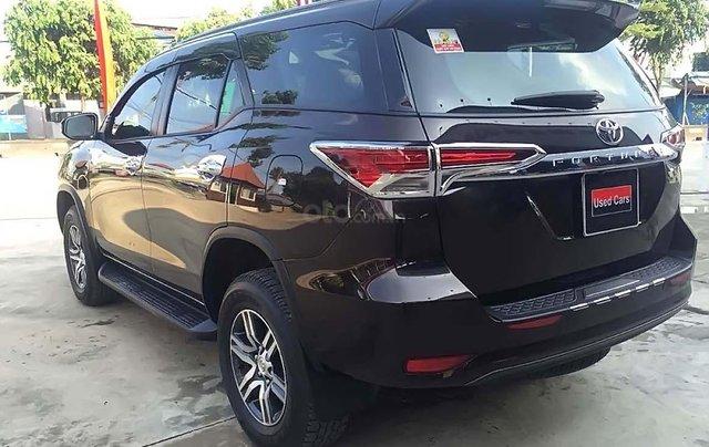Bán Toyota Fortuner 2.4G 4x2 MT năm sản xuất 2018, màu nâu, nhập khẩu1