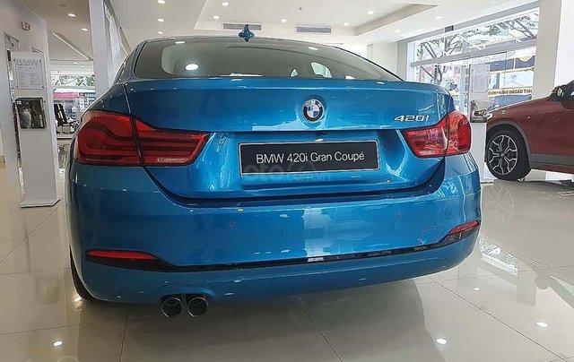 Bán xe BMW 4 Series 420i năm 2019, màu xanh lam, nhập khẩu2