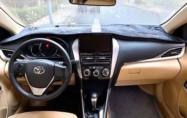 Bán Toyota Vios 1.5E CVT sản xuất 2018, màu bạc, số tự động 3