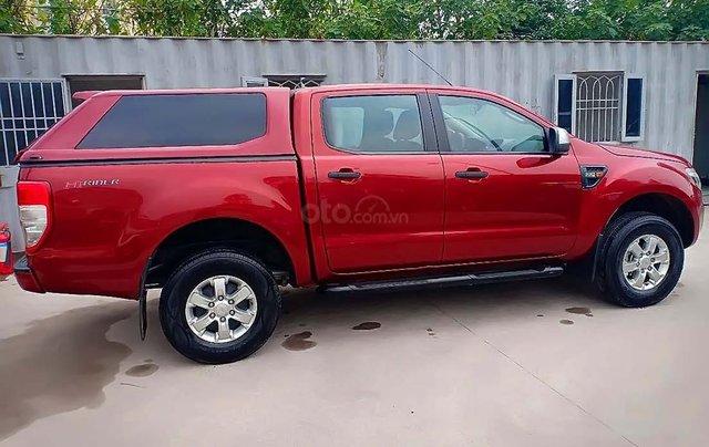 Bán Ford Ranger sản xuất 2014, màu đỏ, nhập khẩu 4