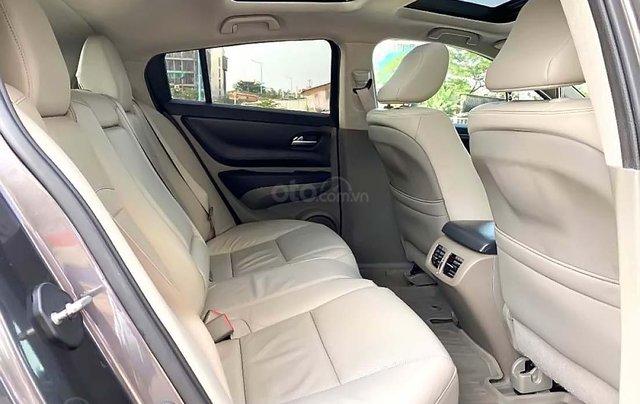Bán Acura ZDX năm sản xuất 2011, màu xám, xe nhập4