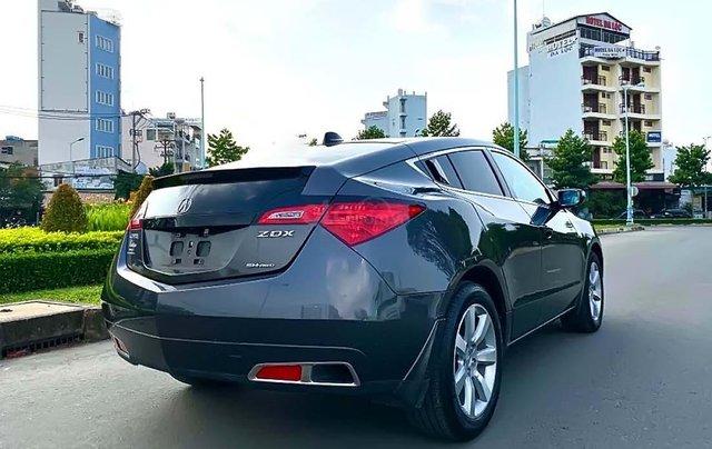 Bán Acura ZDX năm sản xuất 2011, màu xám, xe nhập3