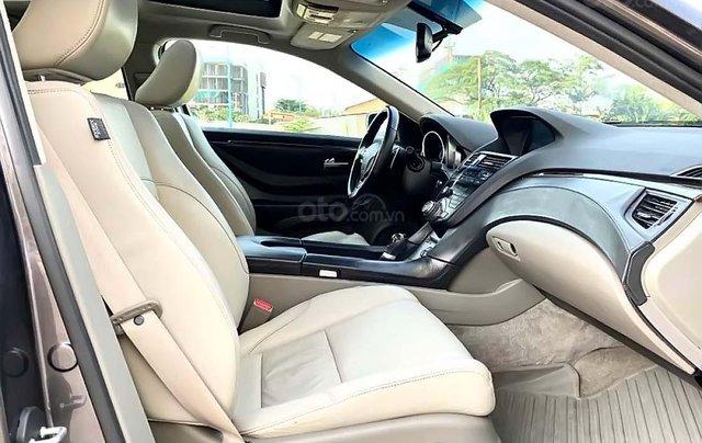 Bán Acura ZDX năm sản xuất 2011, màu xám, xe nhập2
