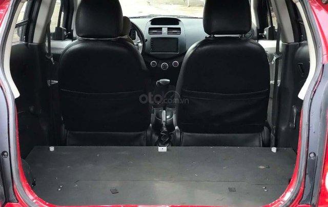 Cần bán Chevrolet Spark Van 1.0 AT năm sản xuất 2013, màu đỏ, xe nhập  1