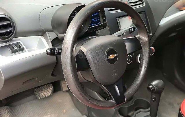 Cần bán Chevrolet Spark Van 1.0 AT năm sản xuất 2013, màu đỏ, xe nhập  3