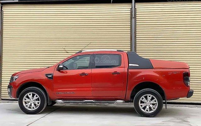 Cần bán Ford Ranger đời 2014, màu đỏ, nhập khẩu4