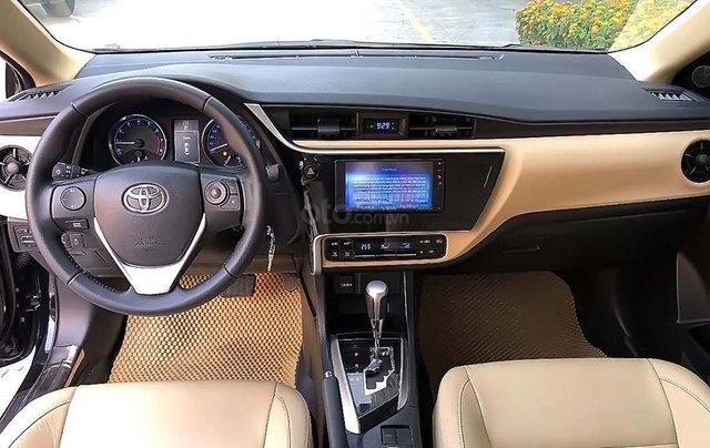 Bán Toyota Corolla Altis 1.8G AT năm sản xuất 2018, màu đen, chính chủ  4