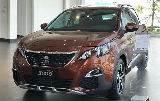 Peugeot 3008 năm sản xuất 2019, đẳng cấp châu Âu, an toàn, tiện nghi, mạnh mẽ0