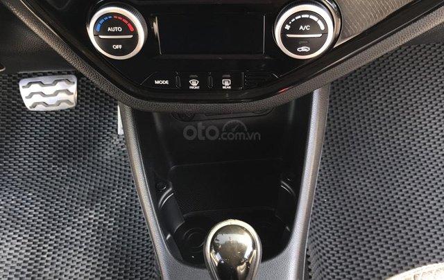 Bán xe Kia Morning 1.0AT Sport sản xuất 2012, màu xám, xe nhập, form mới, full kịch đồ19