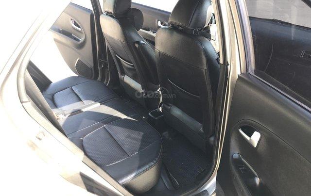 Bán xe Kia Morning 1.0AT Sport sản xuất 2012, màu xám, xe nhập, form mới, full kịch đồ20