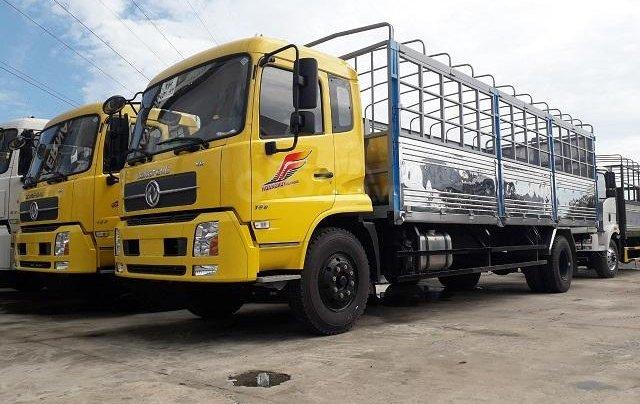 Công ty bán xe tải Dongfeng B180 9 tấn thùng dài 7.5M0