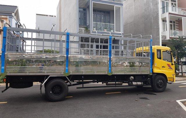 Công ty bán xe tải Dongfeng B180 9 tấn thùng dài 7.5M1