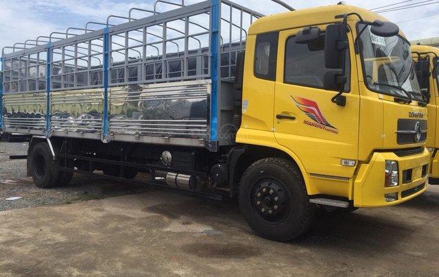 Công ty bán xe tải Dongfeng B180 9 tấn thùng dài 7.5M2