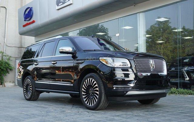 Bán Lincoln Navigator Black Label L đời 2020, màu đen, nhập khẩu Mỹ, full option. LH: Em Huân 0981.01.01.610