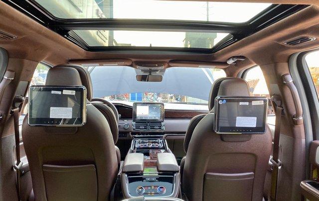 Bán Lincoln Navigator Black Label L đời 2020, màu đen, nhập khẩu Mỹ, full option. LH: Em Huân 0981.01.01.6112