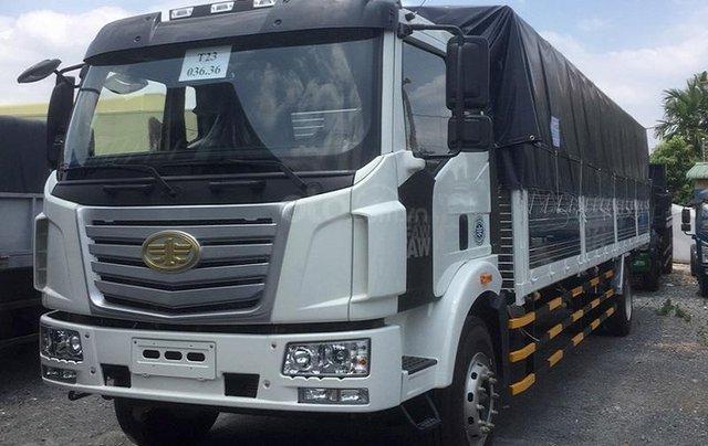 Giá xe tải Faw 8 tấn thùng dài 10 mét1