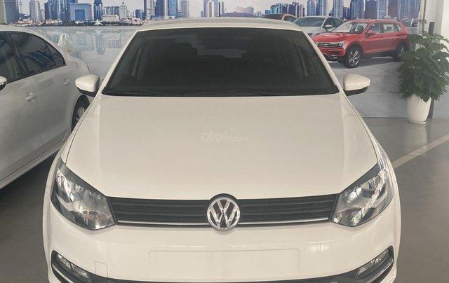 Bán Volkswagen Polo Hatchback đời 2019, màu trắng, nhập khẩu nguyên chiếc, giá chỉ 695 triệu - liên hệ 03962687861