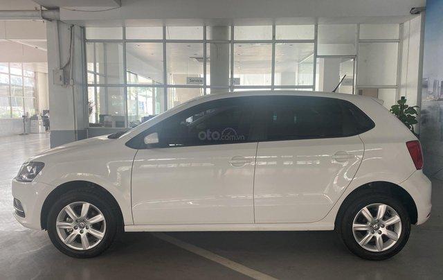 Bán Volkswagen Polo Hatchback đời 2019, màu trắng, nhập khẩu nguyên chiếc, giá chỉ 695 triệu - liên hệ 03962687862