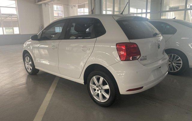 Bán Volkswagen Polo Hatchback đời 2019, màu trắng, nhập khẩu nguyên chiếc, giá chỉ 695 triệu - liên hệ 03962687867