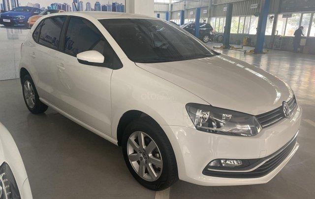 Bán Volkswagen Polo Hatchback đời 2019, màu trắng, nhập khẩu nguyên chiếc, giá chỉ 695 triệu - liên hệ 03962687860