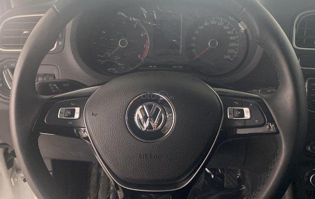 Bán Volkswagen Polo Hatchback đời 2019, màu trắng, nhập khẩu nguyên chiếc, giá chỉ 695 triệu - liên hệ 039626878610