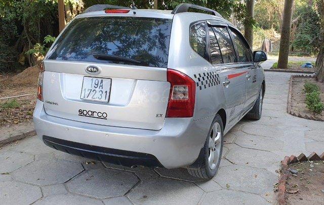 Bán xe Kia Carens bản đủ, sản xuất 2009, màu bạc, xe tư nhân, giá chỉ 275 triệu đồng1