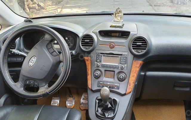 Bán xe Kia Carens bản đủ, sản xuất 2009, màu bạc, xe tư nhân, giá chỉ 275 triệu đồng7
