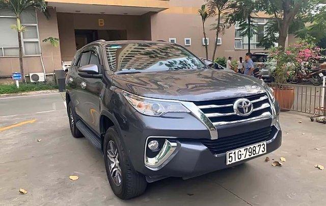Bán Toyota Fortuner 2019, nhập khẩu, số tự động0