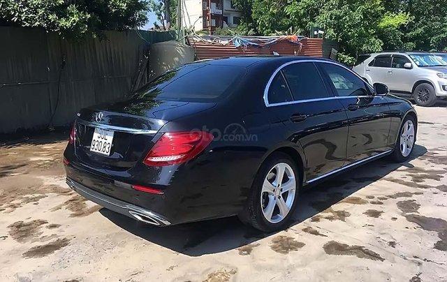 Bán xe cũ Mercedes E250 2016, màu đen1