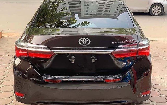 Cần bán Toyota Corolla Altis 1.8G đời 2019, màu đen, giá 759tr1