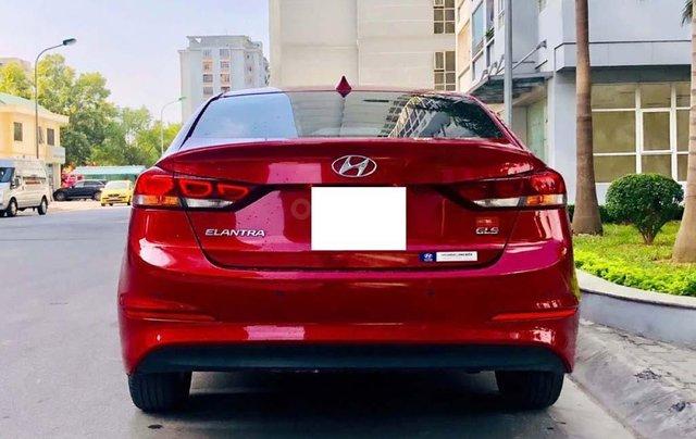Bán Hyundai Elantra sản xuất 2016, màu đỏ, 575 triệu1