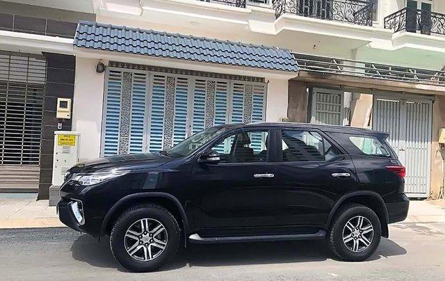 Bán Toyota Fortuner 2018, màu đen, xe nhập, số tự động0