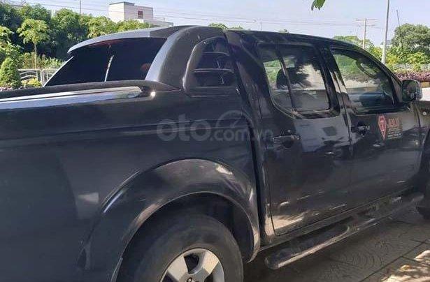 Bán Nissan Navara LE 2.5MT 4WD sản xuất 2011, màu đen, nhập khẩu 1
