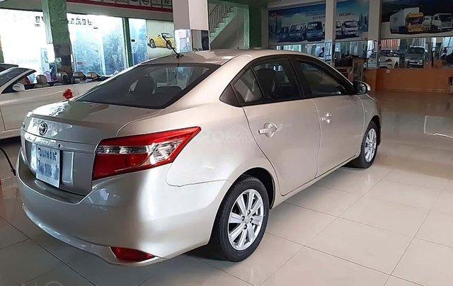 Bán Toyota Vios 1.5E sản xuất năm 2014, màu bạc1