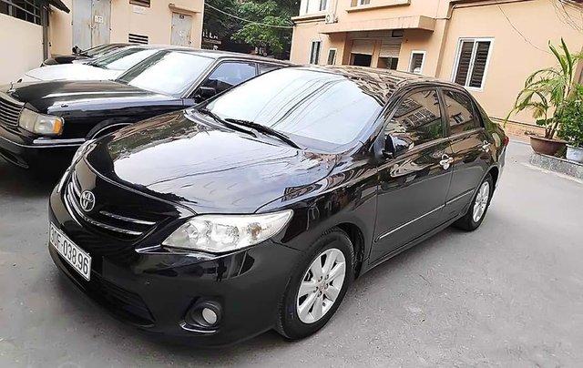 Bán Toyota Corolla Altis 1.8G MT năm sản xuất 2011, màu đen, chính chủ 0