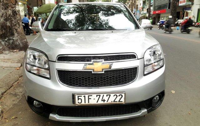Bán Chevrolet Orlando LTZ đời 2016, màu bạc, chính chủ sử dụng, liên hệ 0913992465 Thanh0