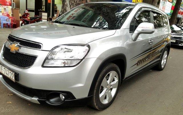 Bán Chevrolet Orlando LTZ đời 2016, màu bạc, chính chủ sử dụng, liên hệ 0913992465 Thanh1