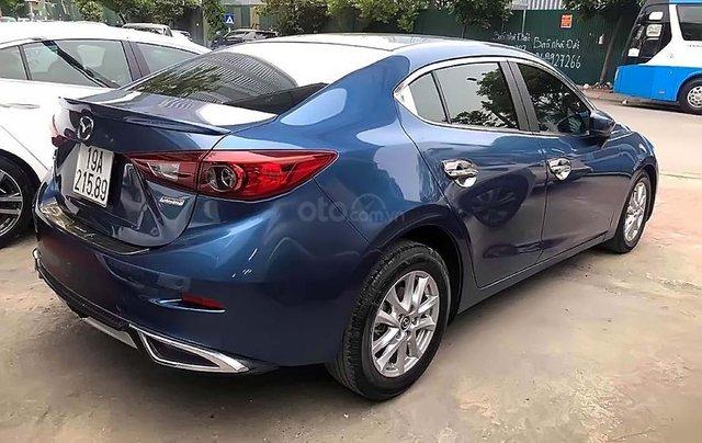 Cần bán Mazda 3 1.5 AT đời 2018, màu xanh lam, 640 triệu0