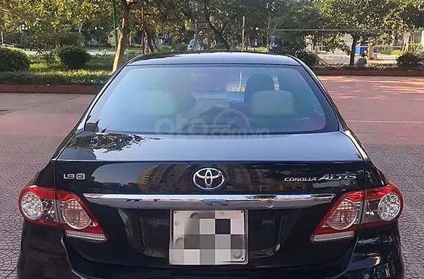 Cần bán xe Toyota Corolla Altis 1.8 đời 2012, màu đen, chính chủ1