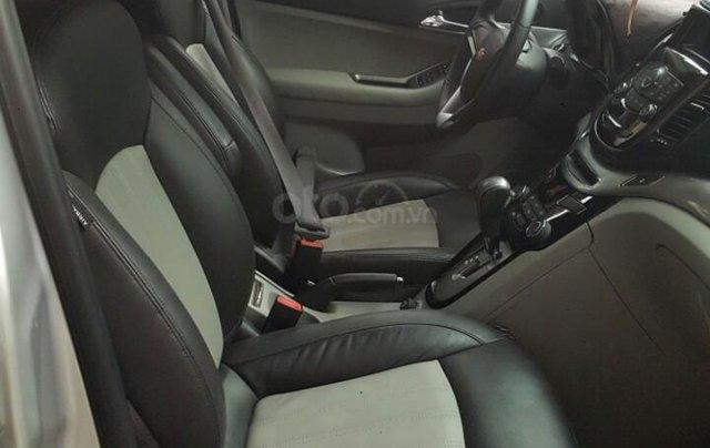 Bán Chevrolet Orlando LTZ đời 2016, màu bạc, chính chủ sử dụng, liên hệ 0913992465 Thanh6