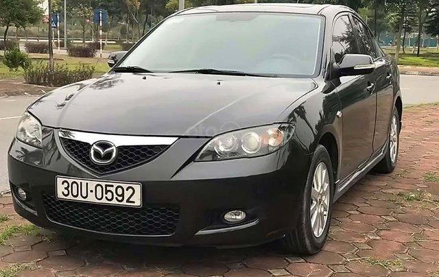 Cần bán gấp Mazda 3 đời 2009, nhập khẩu số tự động0