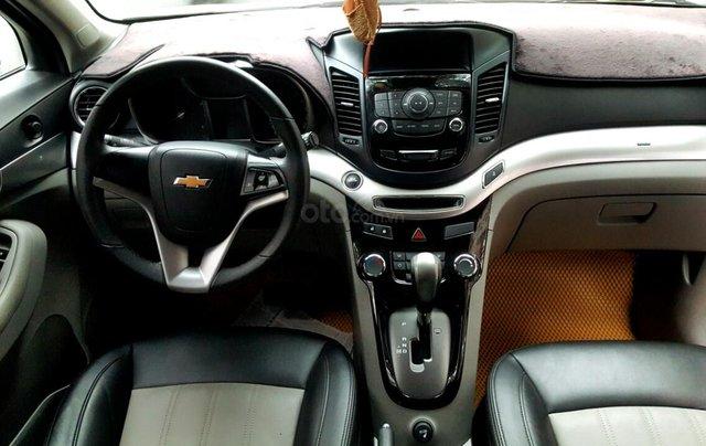 Bán Chevrolet Orlando LTZ đời 2016, màu bạc, chính chủ sử dụng, liên hệ 0913992465 Thanh7